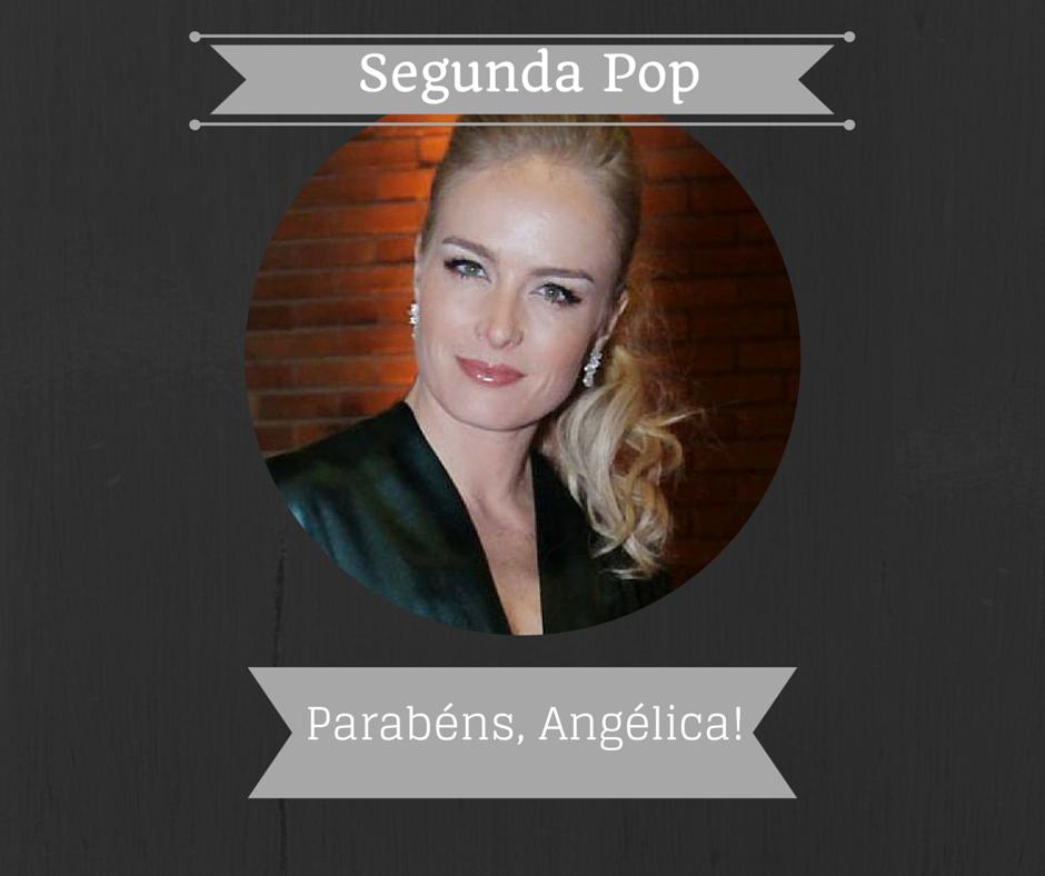 Parabéns, Angélica!