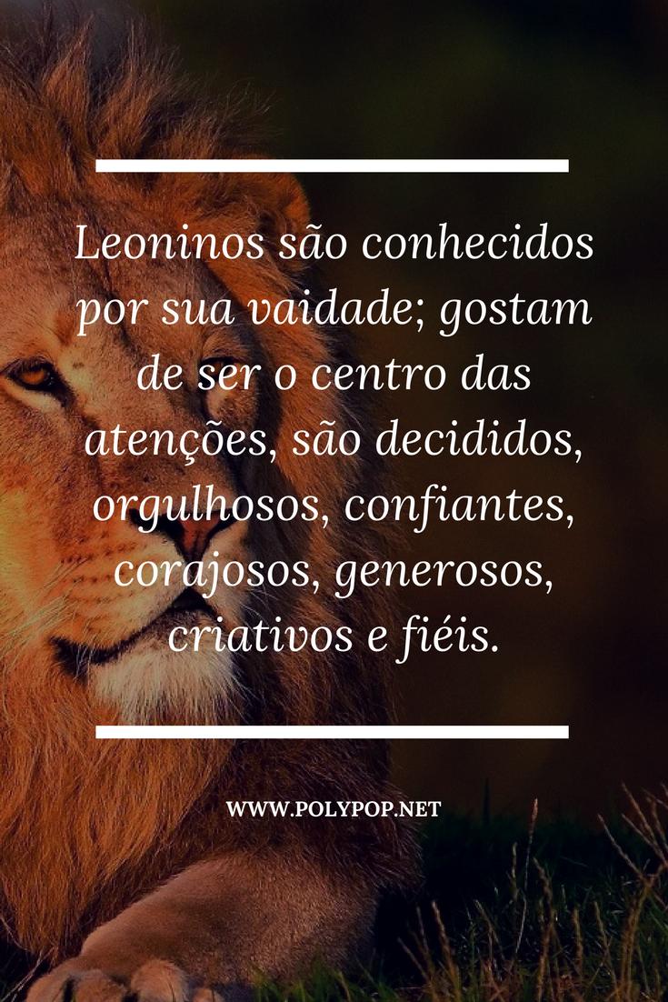 Coisas que deveríamos aprender com os leoninos