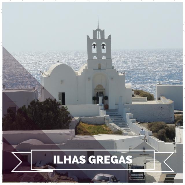 Ilhas Gregas