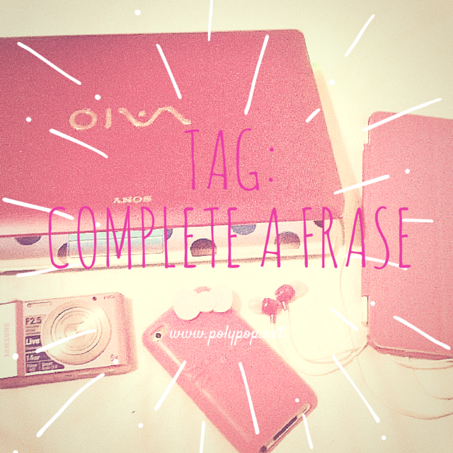 Tag_complete a frase