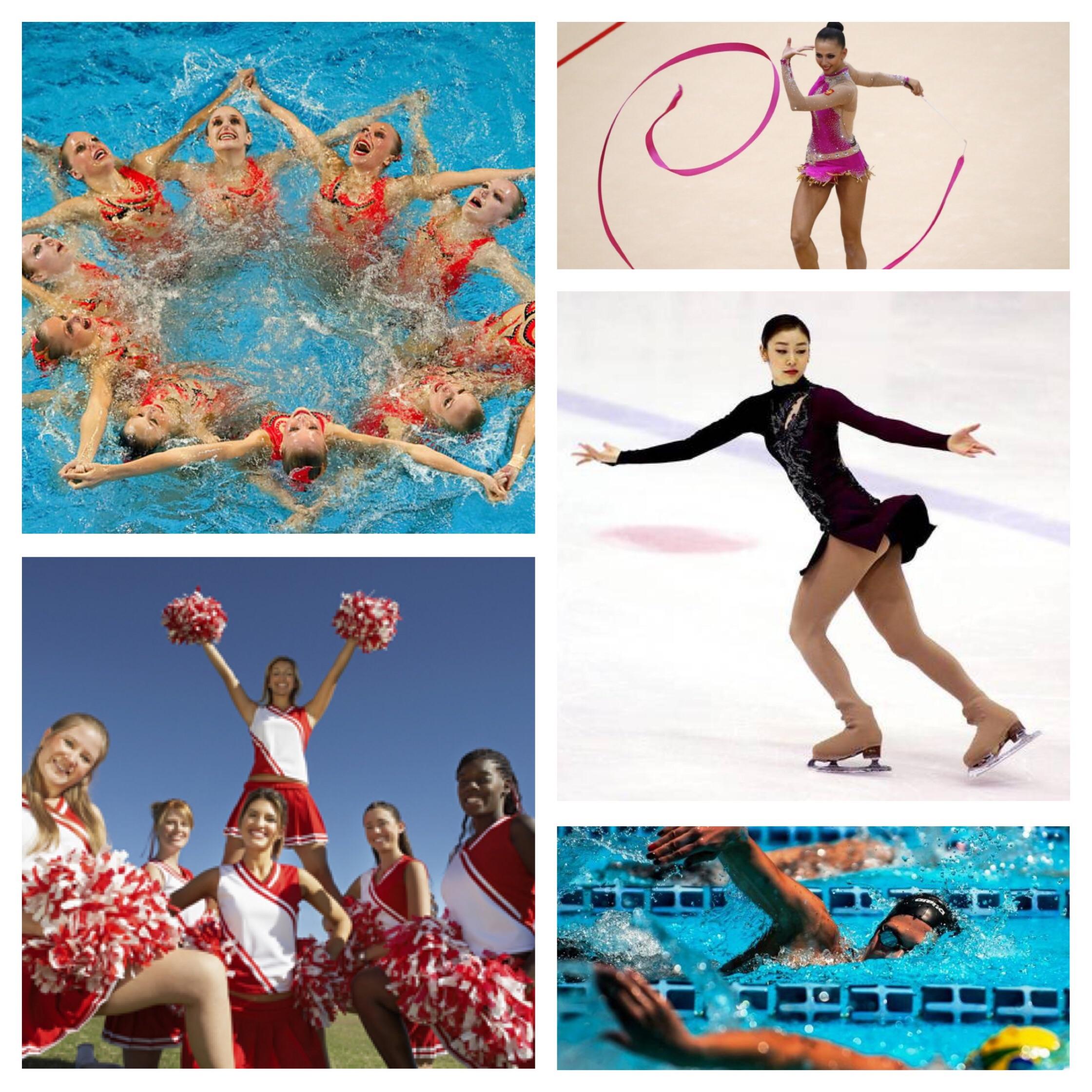 Esportes que eu praticaria